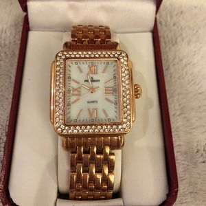 NWT ROSE GOLD WATCH